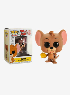 Funko Pop #405 - Jerry - Tom And Jerry - 100% Original