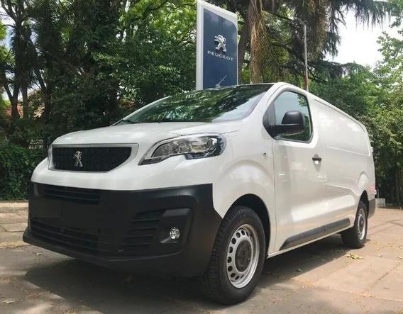Peugeot Expert Premium 1.6 Hdi Robayna Año 2020 0 Km Gris