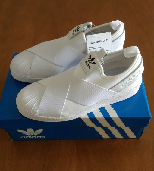Tenis adidas Slip On Superstar Original