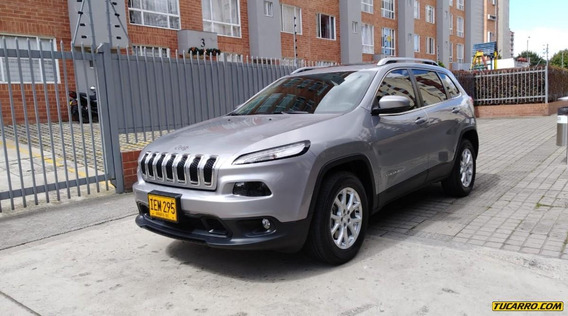 Jeep Cherokee Limited Plus