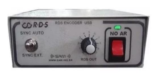 Gerador Rds Para Transmissor Fm Exibe Nome Da Emissora