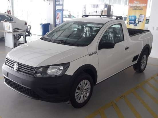 Volkswagen Saveiro 1.6 Msi Robust Cs 8v Flex 2p Manual 2020