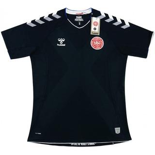 Camisa Hummel Dinamarca 18/19 - Tamanho Gg (versão Jogador)