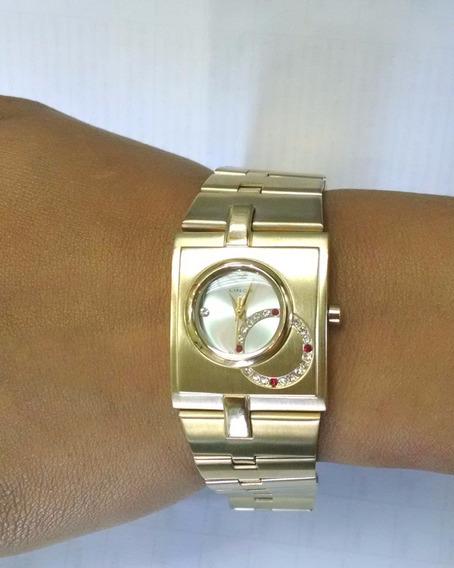 Relógio De Pulso Lqg4043l Lince