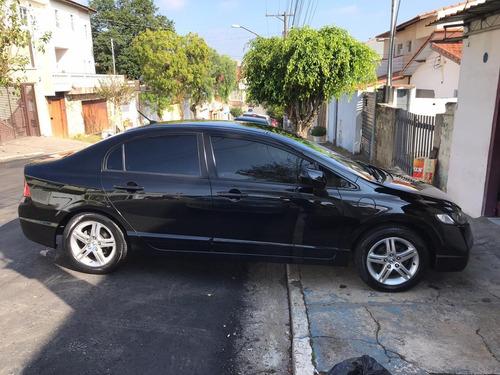 Honda Civic 2009 1.8 Exs Flex Aut. 4p