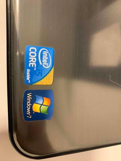 Notebook Dell - Rosa