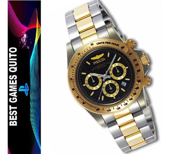 Reloj Invicta 9224 Para Hombre Speedway Collection Cronograf