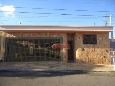 Casa Residencial À Venda, Planalto Paraíso, São Carlos. - Ca0828