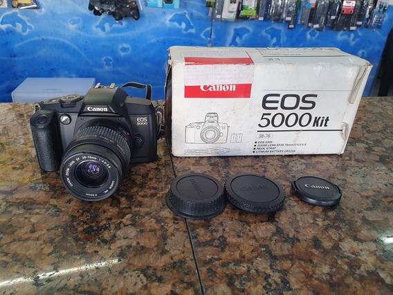 Camera Canon Eos 5000 Analógica