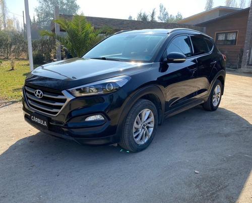 Hyundai Tucson 2.0 Gl Advance Tl 6at 5p 2016. Único Dueño.