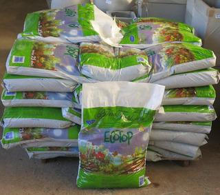 Tierra Fertilizada Sustrato Ecotop® X 25 Dm³ Mercadoenvios