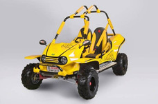 Fapinha - Mini Buggy Cross Dream Amarelo