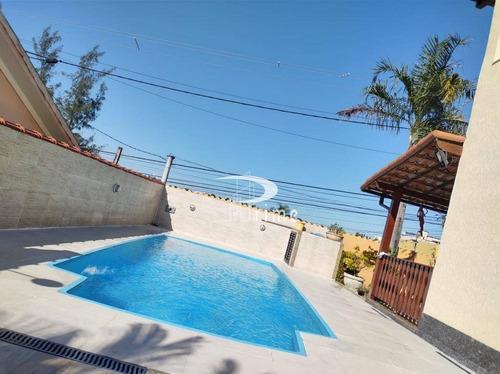 Casa Com 2 Dormitórios À Venda, 280 M² Por R$ 550.000,00 - Mutuá - São Gonçalo/rj - Ca0801