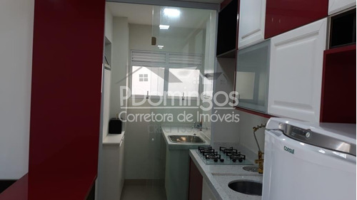 Imagem 1 de 30 de Apartamento À Venda Em Condomínio Residencial Viva Vista - Ap000653