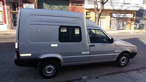 Fiat Fiorino*full-full*vidriada*1 Mano De Okm*permuto-fincio