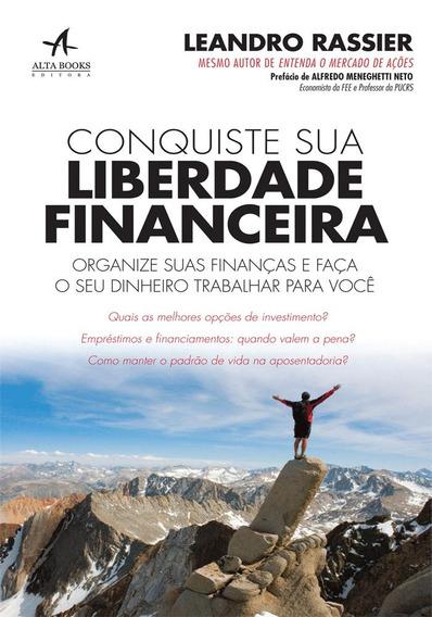 Conquiste Sua Liberdade Financeira - Organize Sua Finanças