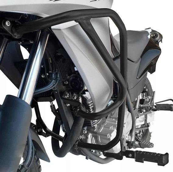 Protetor Motor Carenagem Scam Xre300 Xre 300 2009 2019 Pedal
