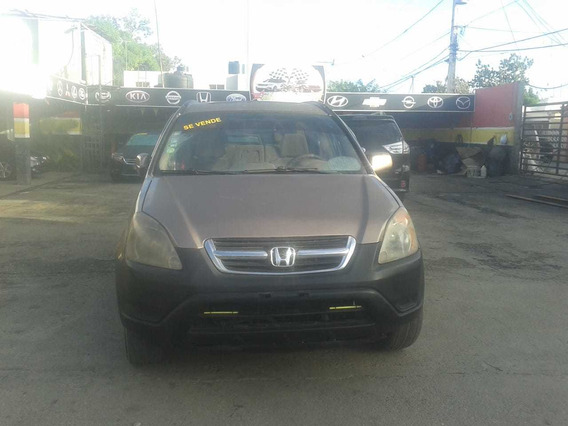 Honda Crv Full 2002