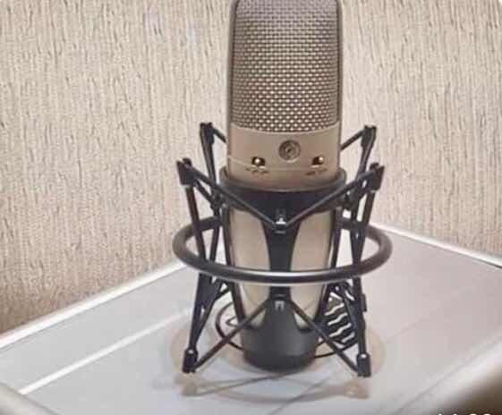 Microfone Profissional P Studio Shure Ksm 32