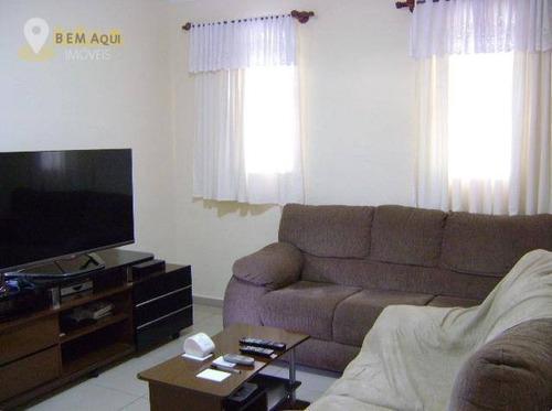 Imagem 1 de 12 de Casa À Venda, 88 M² Por R$ 260.000,00 - Condomínio Dona Lila - Itu/sp - Ca0194