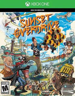 Videojuego Xbox One Sunset Overdrive Nuevo Sellado Game