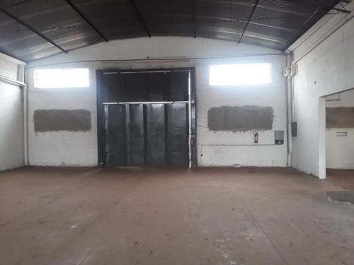 Galpão Para Alugar, 384 M² Por R$ 5.000,00/mês - Jardim Zara - Ribeirão Preto/sp - Ga0130