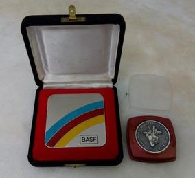 Medalha Sao Paulo Faria Lima Basf Guaratingueta 108