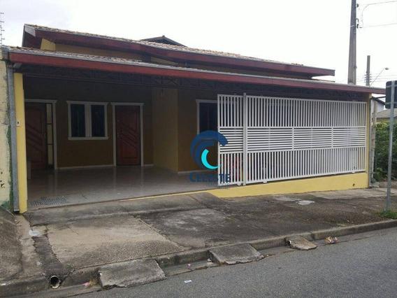Casa Residencial À Venda, Residencial Bosque Dos Ipês, São José Dos Campos. - Ca0514