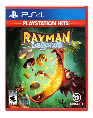Rayman Legends - Ps4 Fisico Nuevo & Sellado