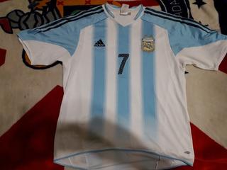 Jersey Seleccion Argentina ( Caniggia)