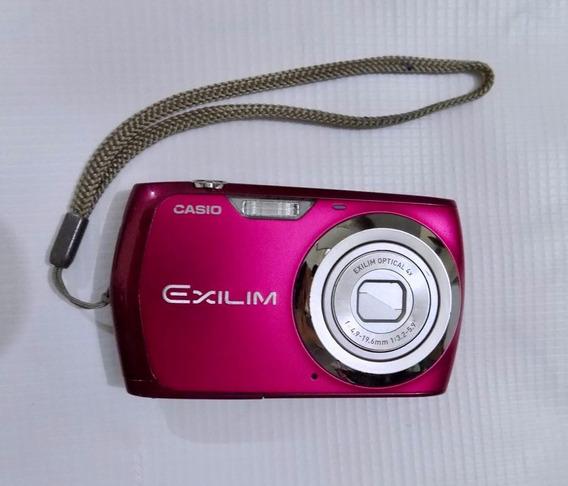 Cámara Fotográfica Casio Exilim-z370
