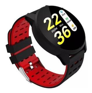 Smartwatch B02 Gps No Aplicativo Pressão Arterial Pra iPhone