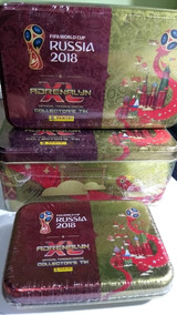 3 Latas Made In Italy Panini Cards Adrenalyn Copa 2018 Limit