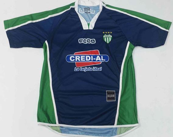 Camiseta Laferrere Dana Retro Azul