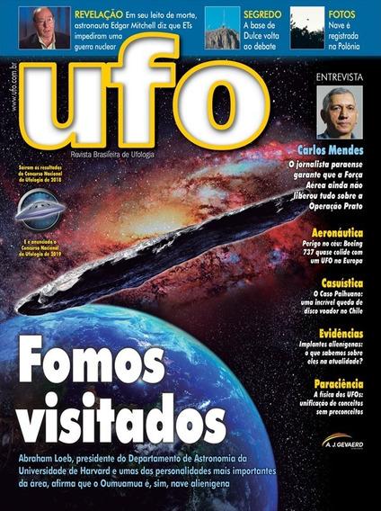 Fomos Visitados - Revista Ufo 266