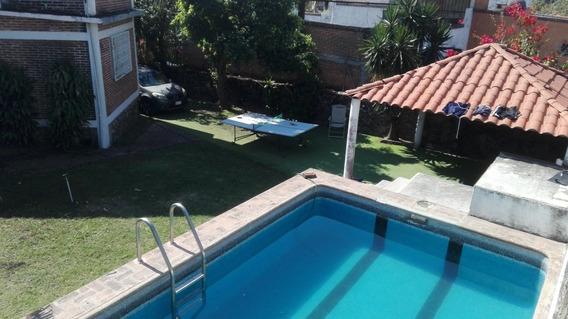 Casa Sola Con Alberca, Fracc Brisas Cuernavaca,temixco