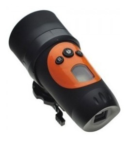 Camera Mini Dvr Esportes Radicais A Prova D