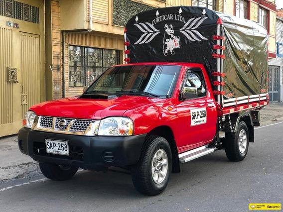 Nissan Frontier Np300 4x2 2500cc Tdi Mt Dh Est