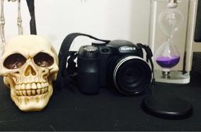 Câmera Semi Profissional Fujifilm Finepix S2800 Hd