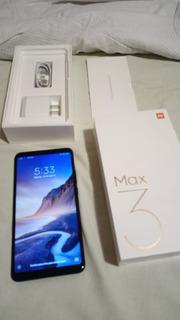 Xiaomi Mi Max 3 Tela Gigante 6.9 Poleg 128gb Interna 6gb Ram