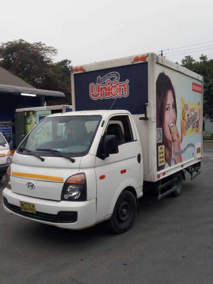 Hyundai H100 Truck Furgón Año 2012