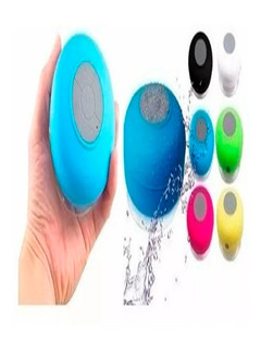 Parlante Bluetooth Recargable Para Ducha Resistente Agua
