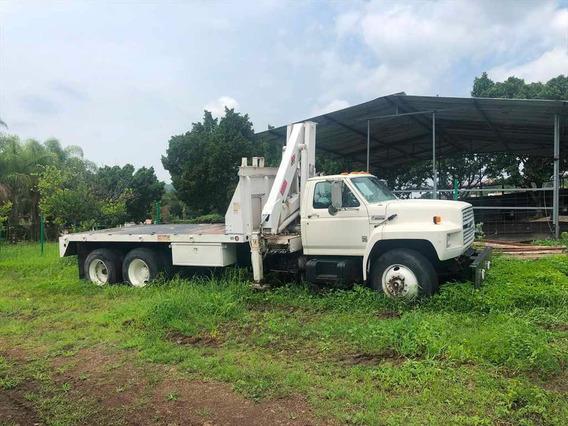 Camion Grua Imt 8031,