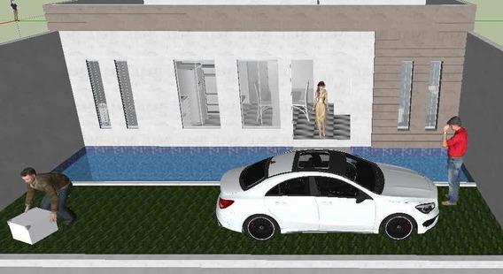 Casa Sola Con Carril De Nado Oaxtepec