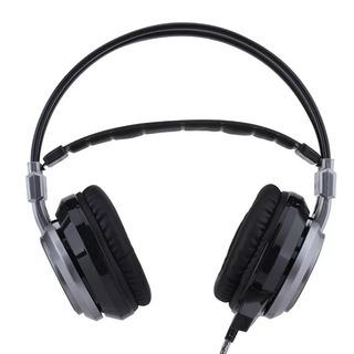 Auricular Gamer F45 Con Micrófono, Vibración Y Luz (pc-ps4)