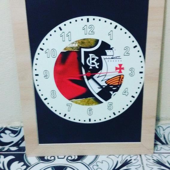 Relógios De Paredes Personalizado De Vários Modelos 33x43