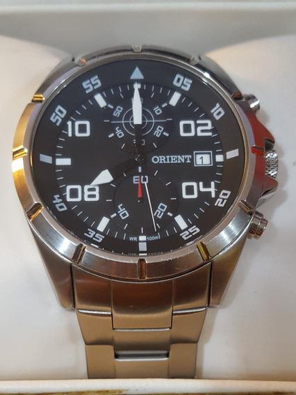 Relógio Orient Mbssc037 Original Seminovo Na Caixa