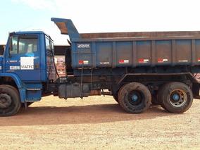 Caminhão Basculante Truckado Mercedes-benz Mb 1620