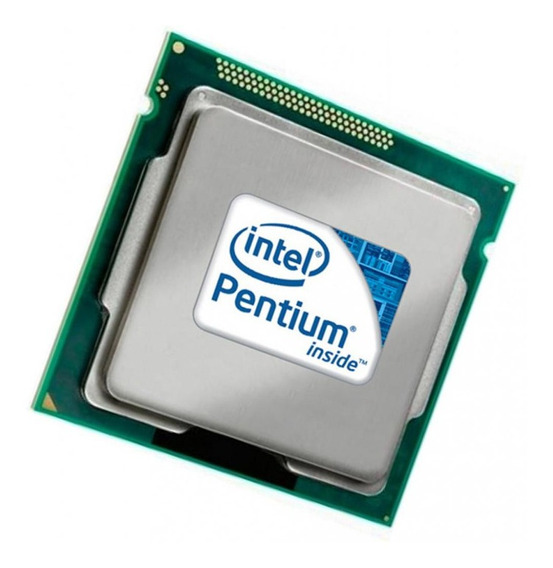 Processador Intel Lga1151 Pentium Dual Core G4500 3.3ghz Oem