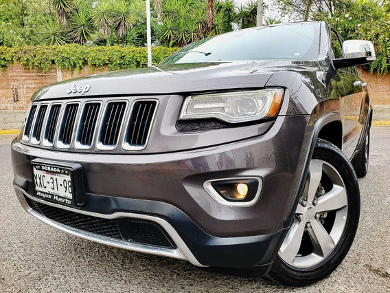 Jeep Grand Cherokee 3.6 Limited 4x2 Mt 2014